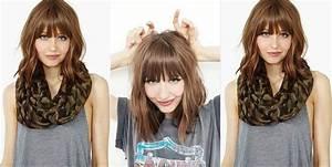 Coiffure Simple Femme : coiffure pour les cheveux mi long pays lamer ~ Melissatoandfro.com Idées de Décoration