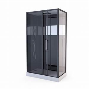 Cabine De Douche Rectangulaire : cabine de douche mirror rectangulaire cabine de douche ~ Melissatoandfro.com Idées de Décoration