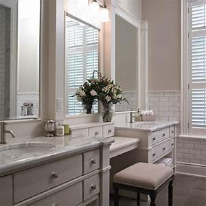 Coiffeuse Salle De Bain : cuisines beauregard salle de bain r alisation 239 ~ Teatrodelosmanantiales.com Idées de Décoration
