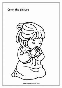 Free Coloring Sheets - People