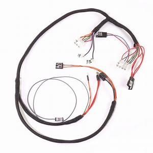 Ihc  Farmall 656 Diesel  Serial  23109  U0026 Up  Complete Wire Harness