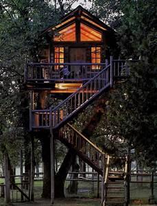 15 Tree Houses Worthy of Wonderland - Garden Lovers Club15