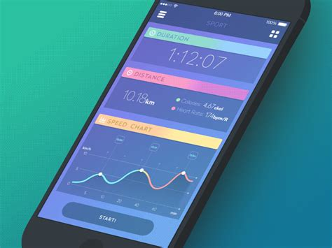 ui  action  animated design concepts  mobile ui