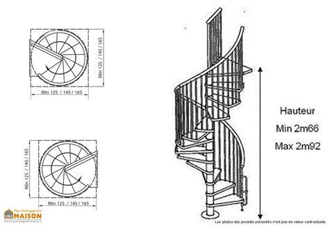 Escalier Circulaire Dimensions  Recherche Google