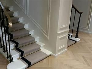 moquette escalier pas cher With tapis pour escalier bois