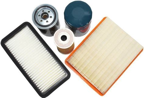 4 Types Of Car Filters And What They Do For You