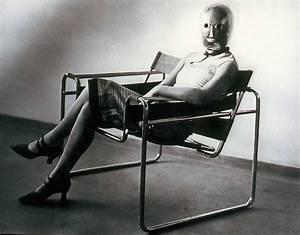 Wassily Kandinsky Chair : aub bauhaus ~ Markanthonyermac.com Haus und Dekorationen