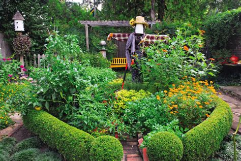 Edible Garden Landscape Design Ideas. Productive Landscaping
