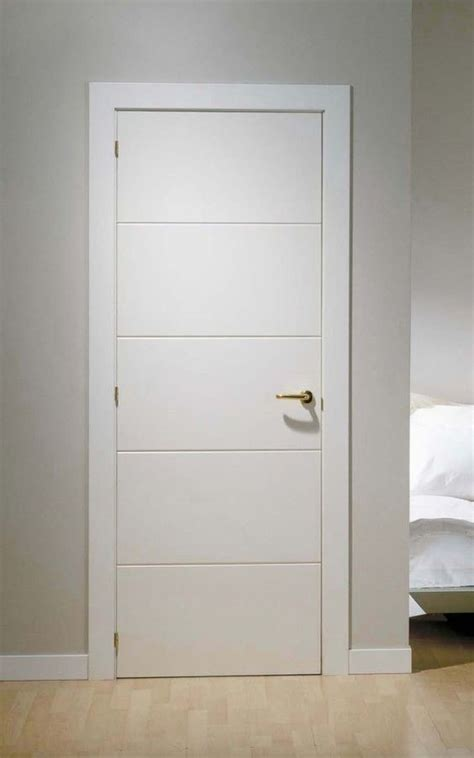 model pintu minimalis simple  stylish sejasacom