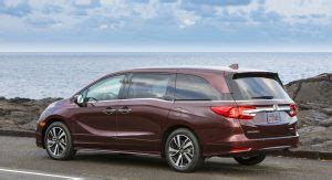 honda odyssey gains special package