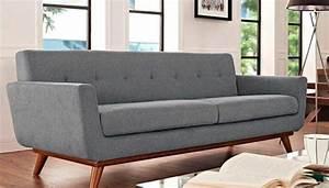 Möbel Skandinavisches Design : skandinavisches design milton sofa 2 sitzer stoff zweisitzer sofas m bel pinterest ~ Eleganceandgraceweddings.com Haus und Dekorationen