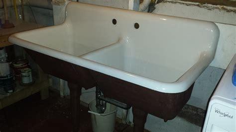vintage sinks for sale 1940 vintage american standard double basin porcelain over