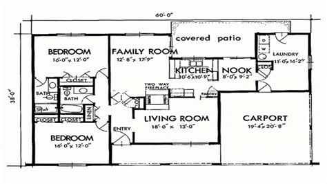 simple 2 house plans two bedroom house simple plans 2 bedroom 2 bathroom house