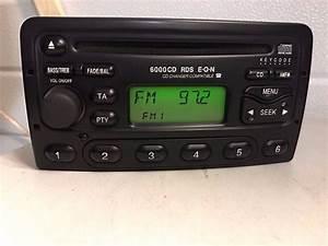 Ford Mondeo Radio : ford 6000 cd player radio rds code focus mondeo fiesta ~ Jslefanu.com Haus und Dekorationen