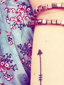 Armband Tattoo Bedeutung : welche bedeutung haben pfeil tattoos ~ Frokenaadalensverden.com Haus und Dekorationen