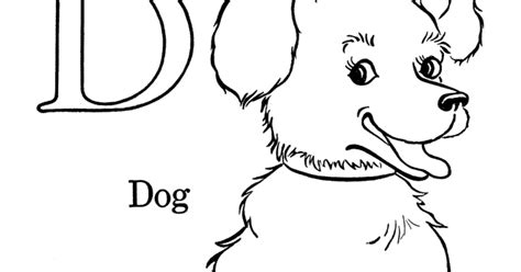 coloring activity pages    dog coloring page