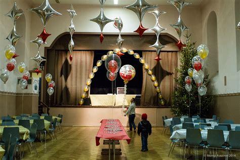 d 233 coration salle en ballons anniversaire 18 ans ballons starpoint qualatex oscar ballons