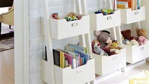 Meuble De Rangement Jouet : ranger pour un environnement zen pinterest rangement des jouets les jouets et rangement ~ Teatrodelosmanantiales.com Idées de Décoration