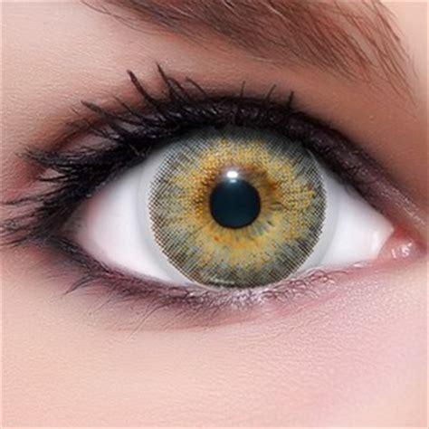 light green contacts lenzera 3tones contact lenses quot light grey quot colored