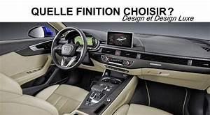 Audi A3 Design Luxe : quelle finition choisir design et design luxe ~ Dallasstarsshop.com Idées de Décoration