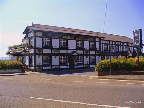 Boat House Parkgate by Wirral Pub The Boat House In Parkgate Joe Neary Flickr