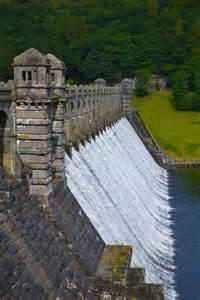 Dam Lake Vyrnwy