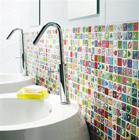 carrelage salle de bain castorama carrelage mural de salle de bain castorama photo 7 20 d 233 coration multicolore avec un style