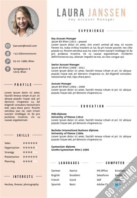 top  tips  writing  great resume resume template