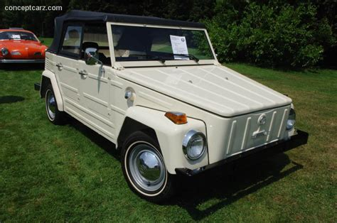 Auction Results And Data For 1973 Volkswagen Type 181