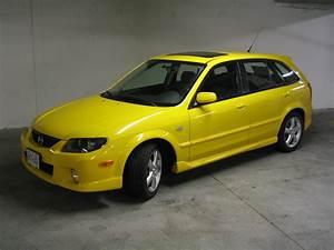2003 Mazda Protege5 - Overview