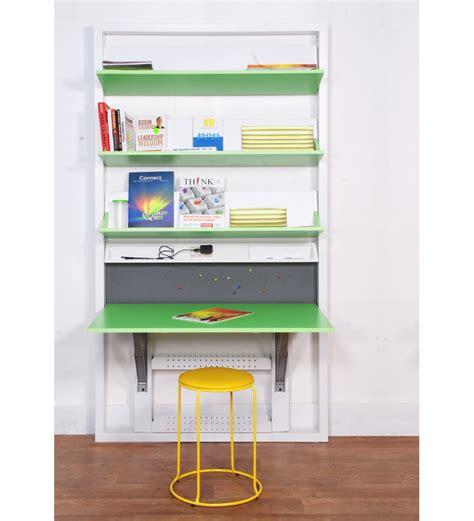 study desk and bookshelf buy spaceone book shelf study table online modern