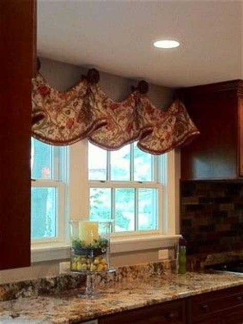 rosette valance  valances swags design ideas