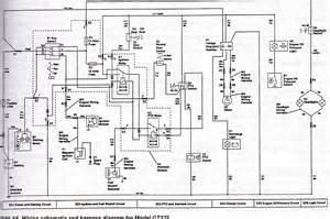 John Deere GT275 Wiring-Diagram
