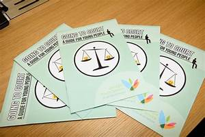 Going To Court  A Guide For Young People Booklet Launch