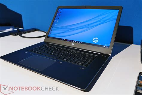 Hp Introduces New Zbook Mobile Workstations