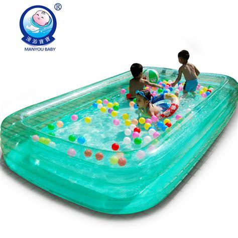 piscine gonflable pour bebe grande piscine b 233 b 233 233 paississant piscine enfant piscine gonflable grande piscine pour