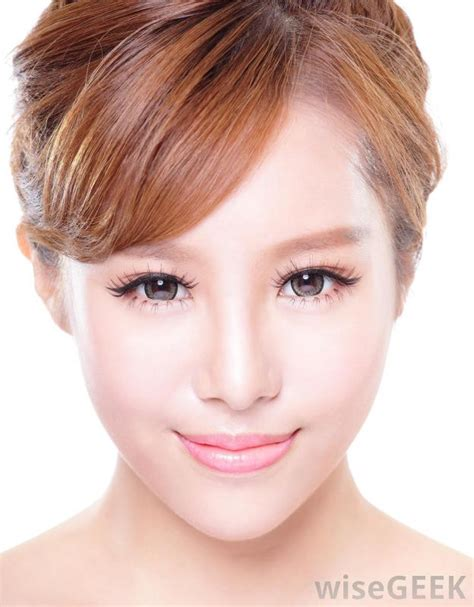 hair colors  olive skin  pictures