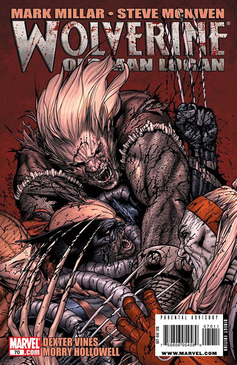 Old Man Logan  Marvel Comics Database