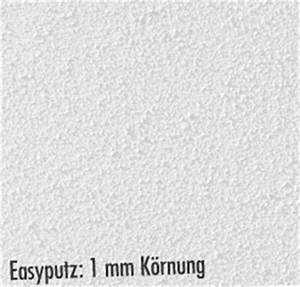 Mineralischer Putz Innen : knauf easyputz 1 mm k rnung 10 kg eimer wei online kaufen ~ Michelbontemps.com Haus und Dekorationen