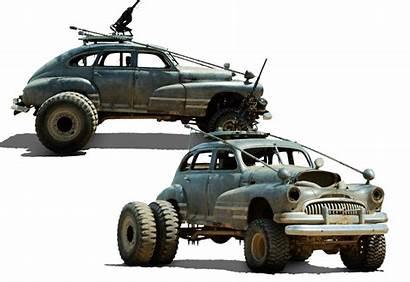 Mad Max Fury Road Apocalyptic Vehicle Stuff