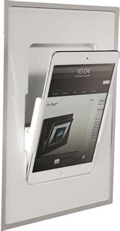 ipad mini wall dock create automation