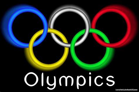 Olympics Logo Olympics Rings Logo Picture Gimp