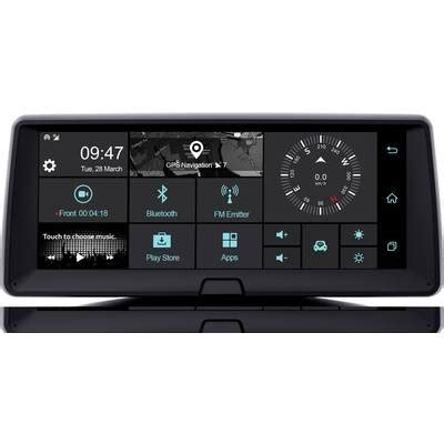 wlan sd karte phonocar vm321e dashboard multimediasystem dashcam mit gps kartenmaterial europa auf sd karte