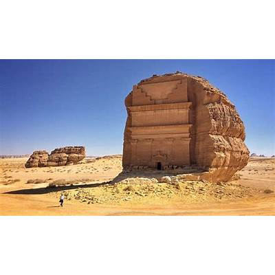 The Qasr al-Farid the Lonely Castle of Nabataeans