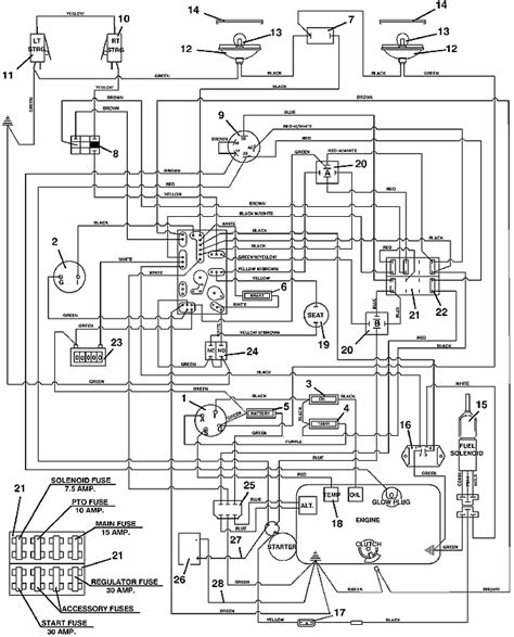 Kubotum Bx25 Wiring Diagram by Kubota Bx2200 Tractors Parts Diagram Downloaddescargar