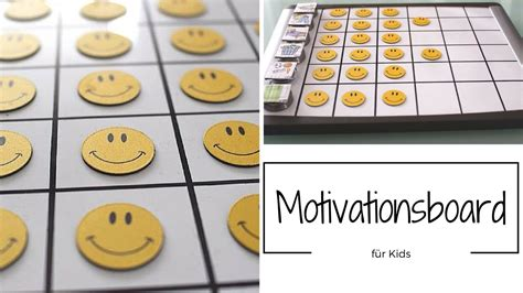 motivationsboard fuer kinder  schule  kindergarten