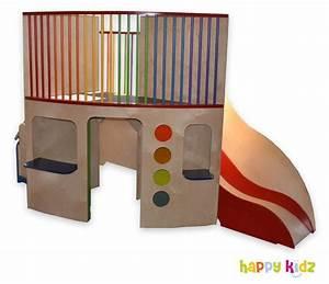 Indoor Rutsche Kinderzimmer : spielhaus rondo happy kidz ~ Bigdaddyawards.com Haus und Dekorationen