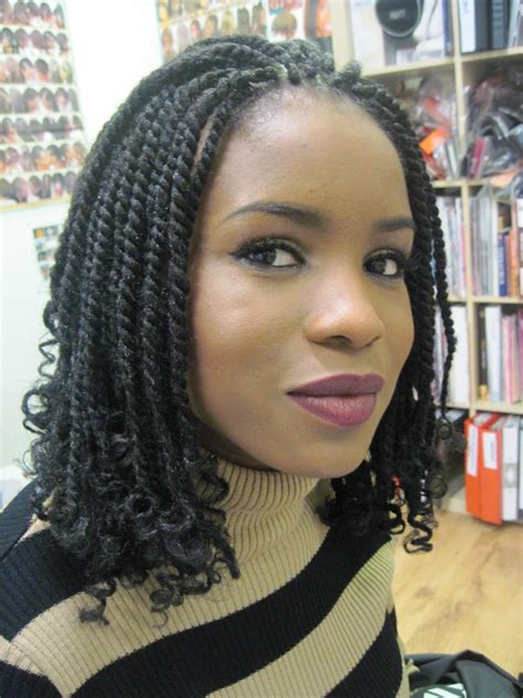 Twist Hairstyle Pictures by 55 Twist Braids Hairstyles With Pictures 2020 Trends