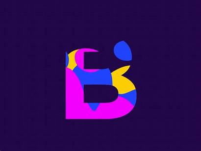 Letter Dribbble Cool Designs Graphics Initials Alphabet
