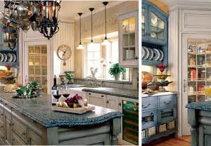 Colorful Kitchen Canisters Vintage Cottage Kitchen Inspirations Country Cottage